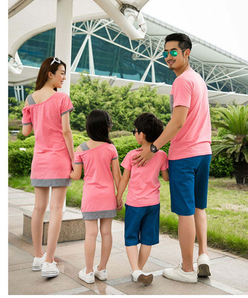 HTB1FTHrJFXXXXXlXpXXq6xXFXXX9 - Entire Family Fashion - Matching Family Outfits, Smart Casual Styling, 3 Color Options
