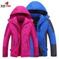 Chaqueta de invierno mujeres de los hombres outwear impermeable a prueba de viento espesar plus terciopelo caliente de algodón acolchado abajo parka chaqueta de ropa de la marca L ~ 4XL