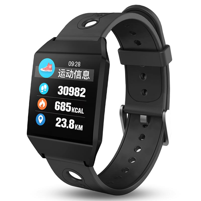 Fitness Smart Watch Men Women Pedometer Heart Rate Monitor Bluetooth Health Waterproof Running Sport Watch For Android IOS smart watch women bluetooth sport waterproof round smart band watch pedometer heart rate monitor