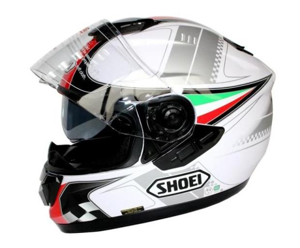 Casque Shoei Casque Gt Air Casque Route Casque Moto Double Lentille