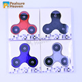 Hand Spinner Tri-Spinner Fingertip Fidget Toys Plastic Fidgets Adults Children Increase Focus Keep Hands Busy Funny Anti Stress