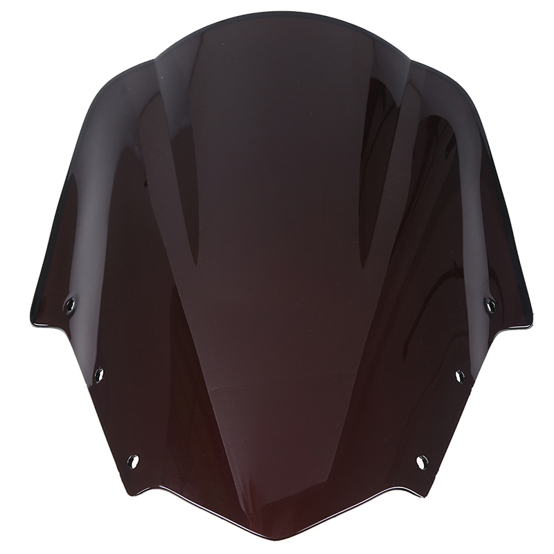 Bicicleta Motorcycle Windshield Windscreen Wind Deflector Bike Scooter Motocicleta For Yamaha FZ1 Fazer FZ1S FZS1000S