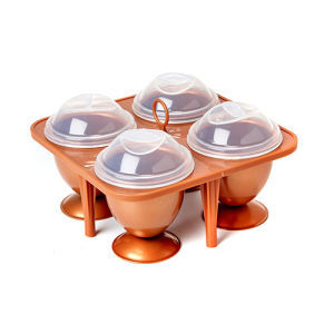 29%,Copper Chef Eggs Copper Chef Egg Cooker No Peel Soft Hard And Poached Eggs Without The Shell