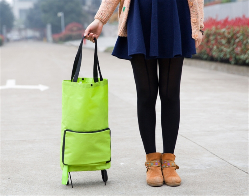 Portable Foldable Shopping Bag
