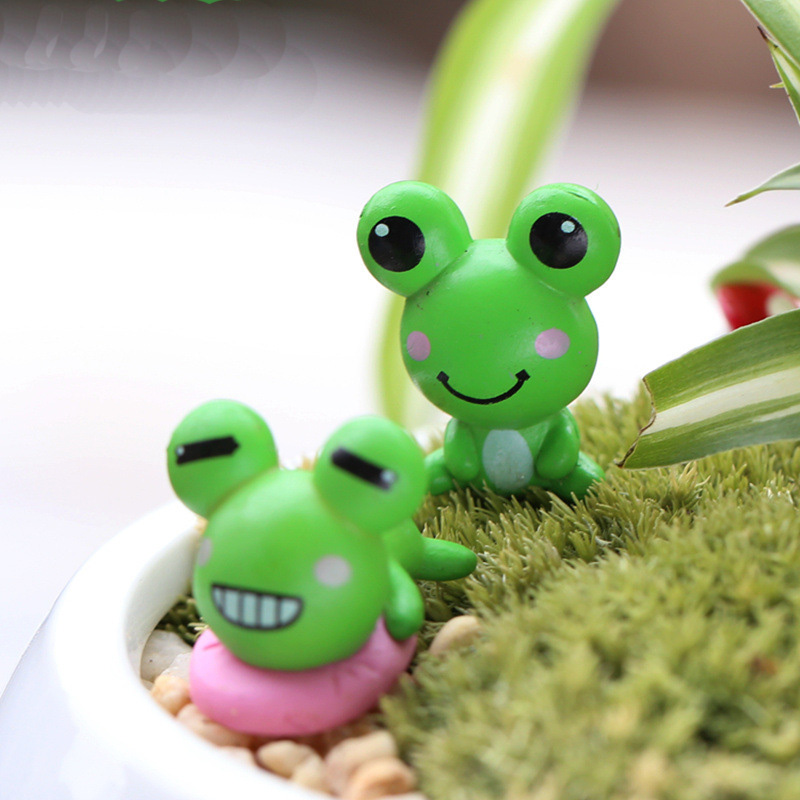 XBJ, Craft, Artificial, Frog, For, Accessories