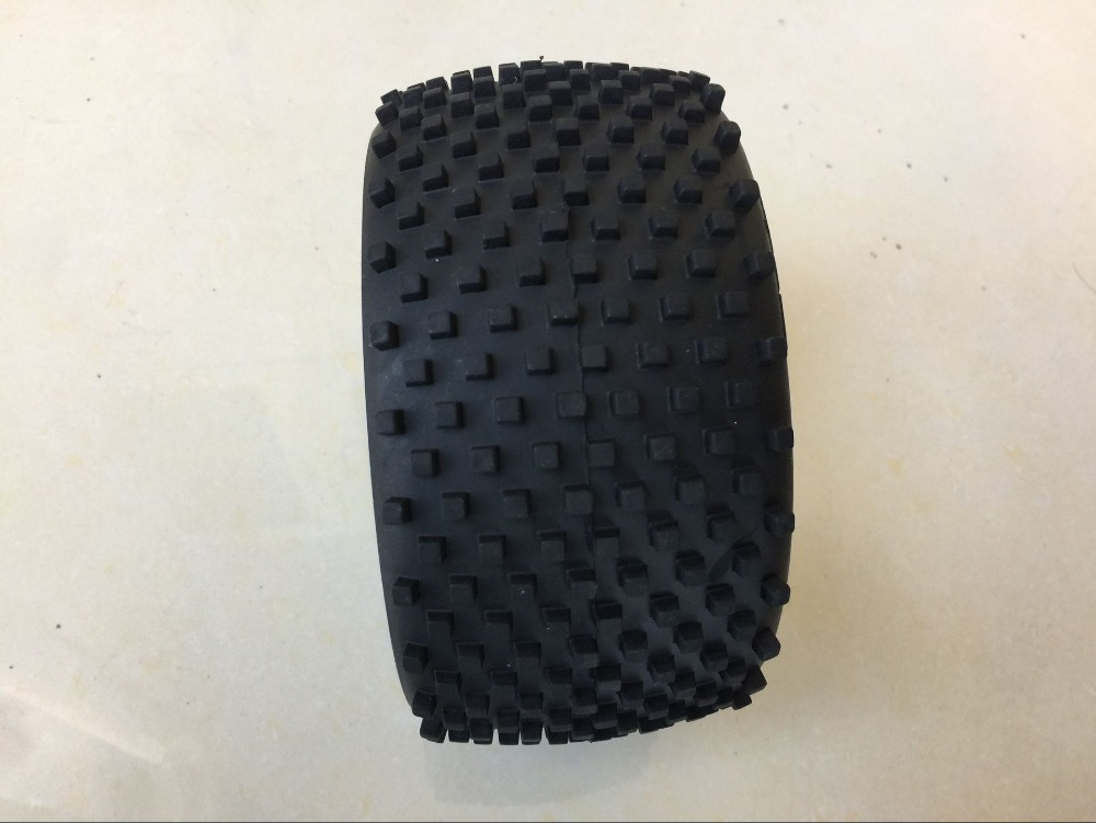 5B off-road Rear tyres for HPI ROVAN 1/5 RC Baja 5B ss Only 1pcs