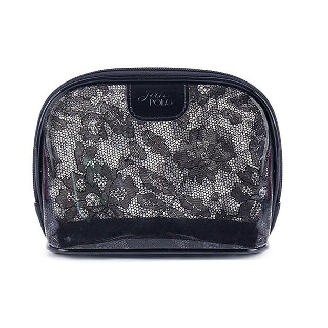 Fashion Brand Cosmetic Bags Waterproof  Portable Make Up Bag Women PVC Pouch Travel Toiletry Bag