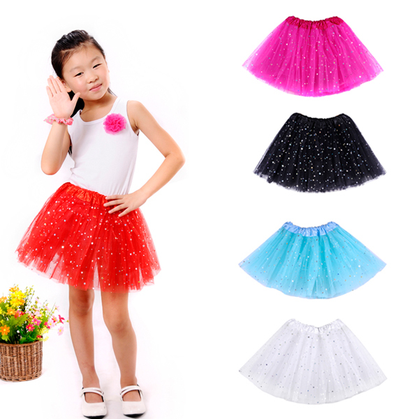 2015 New Arrival Fashion Girls Baby Tutu Skirt Princess Tutus Fluffy Pettiskirts Girl 2y 8y 6 Colors In Skirts From Mother