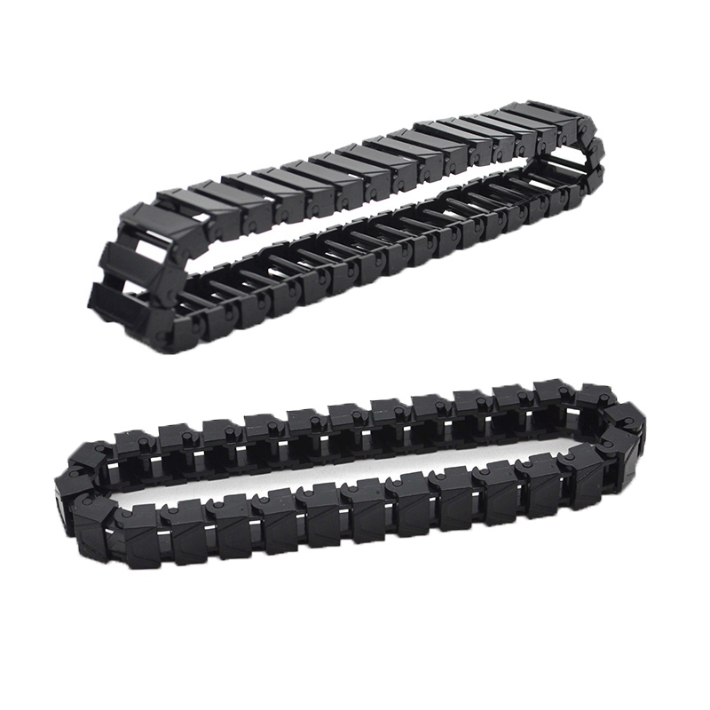 100 MOC Tank Track Treads Chain Links Technic Gears for Vehicles Tractor Bulldozer Truck Model Building