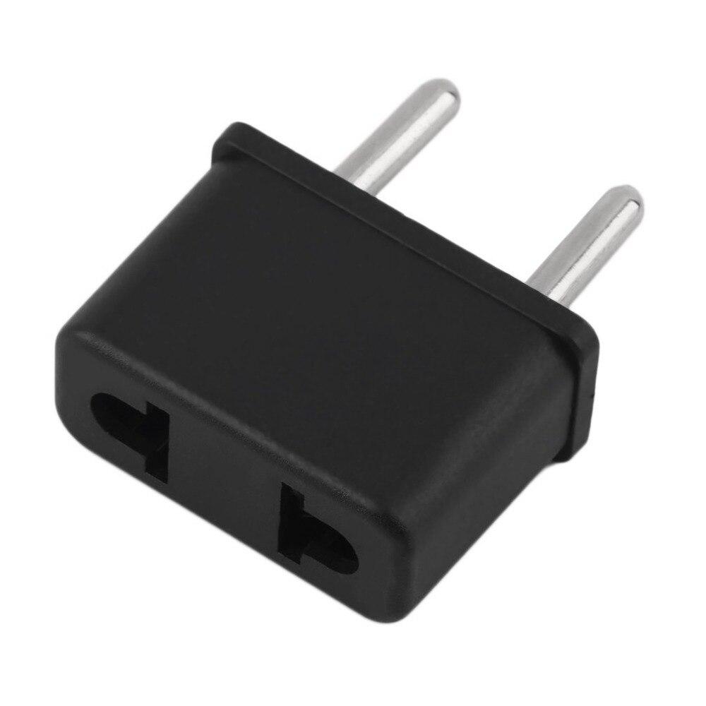 Klimaanlage Geräteteile Universal-us Eu Stecker Usa Zu Europa 220 V Reisen Weiße Wand Ac Power Ladegerät Outlet Adapter Konverter 2 Runde Buchse Pin
