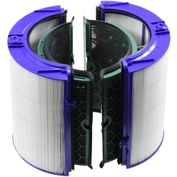 For Dyson Replacement (Hp04/Tp04/Dp04) Sealed Two Stage 360 Degree Filter System