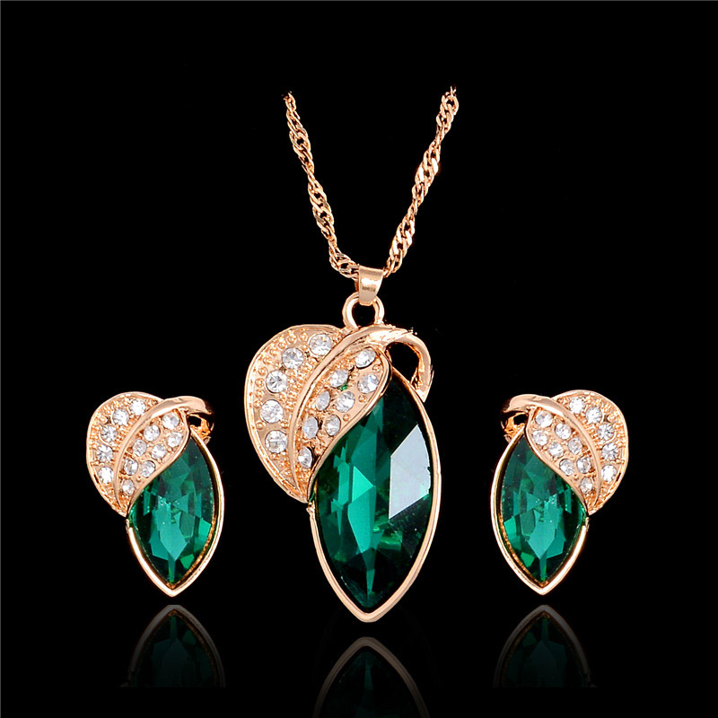 SHUANGR 30% off Primotion Wedding Jewelry Sets