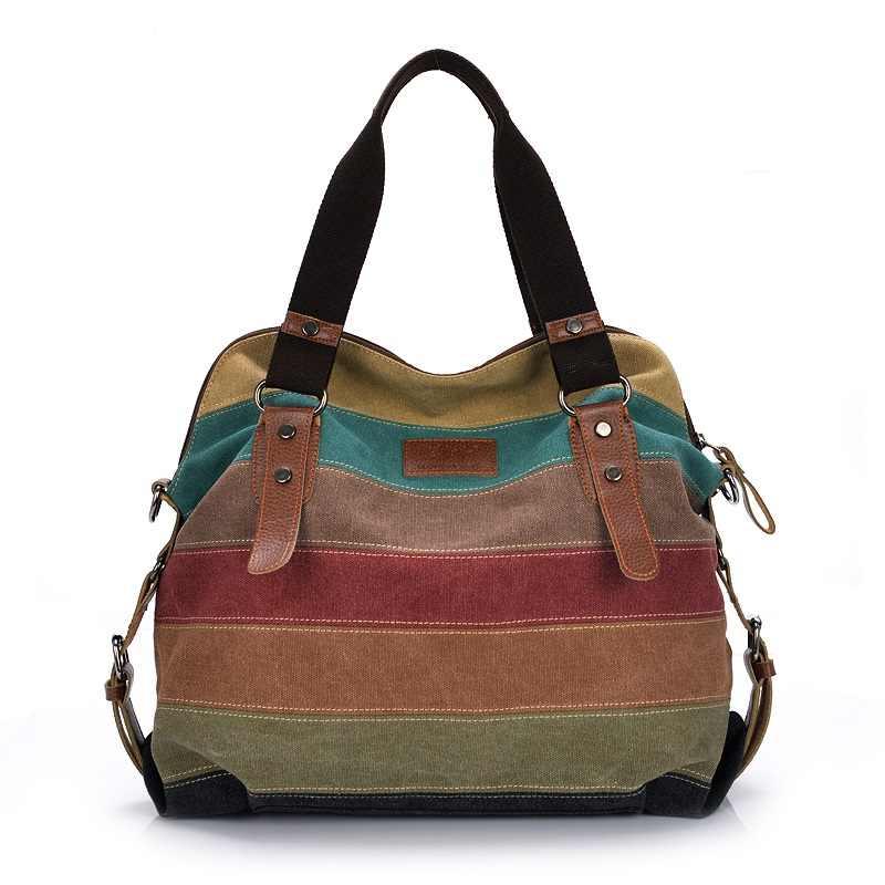 914db8090f Fashion Canvas Messenger Bags Women s Designer Handbags High Quality  Shoulder Bags Bolsa Femininas Female Tote Crossbody
