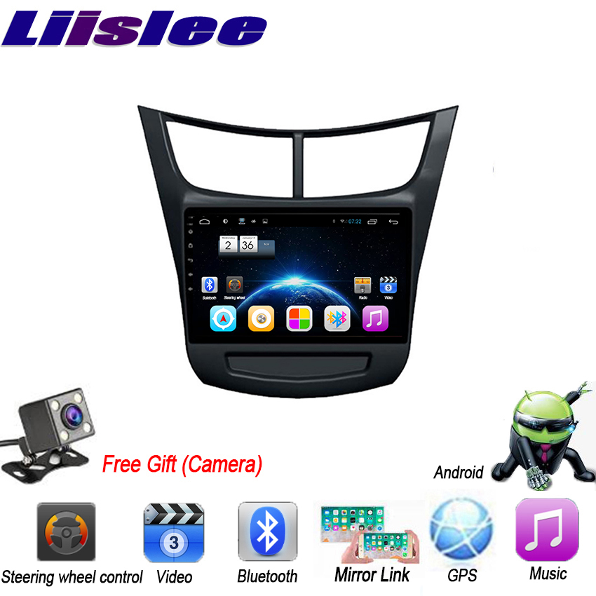 For Chevrolet Sail 2011~2017 Big screen 2din Autoradio Navigation Bluetooth Android Head Unit GPS Android Car Multimidia Player