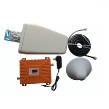 Dual frequency 3g4g2600mhz mobile phone signal amplifier north American southeast Asian intensifier