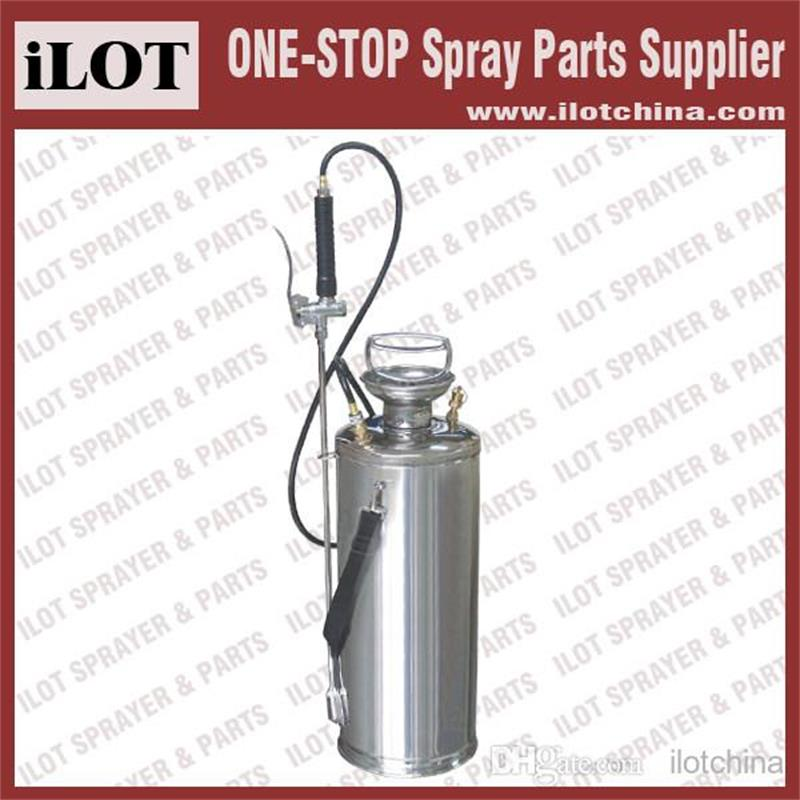 iLOT 8L Disinfection Hygiene manual sprayer with stainless steel