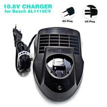 ใหม่ทดแทน Li Ion Charger AL1115CV สำหรับ Bosch Power แบตเตอรี่ 10.8V BAT411,BAT412A, 2 607 336 996,US/EU Plug