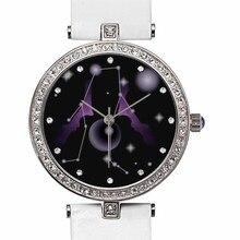 Venda quente Senhora Mulheres Relógio de Quartzo de Couro Relógios de Marca de Luxo Popular Mulheres Relógio Casual relógios de Pulso de Moda 2016 Novo Estilo