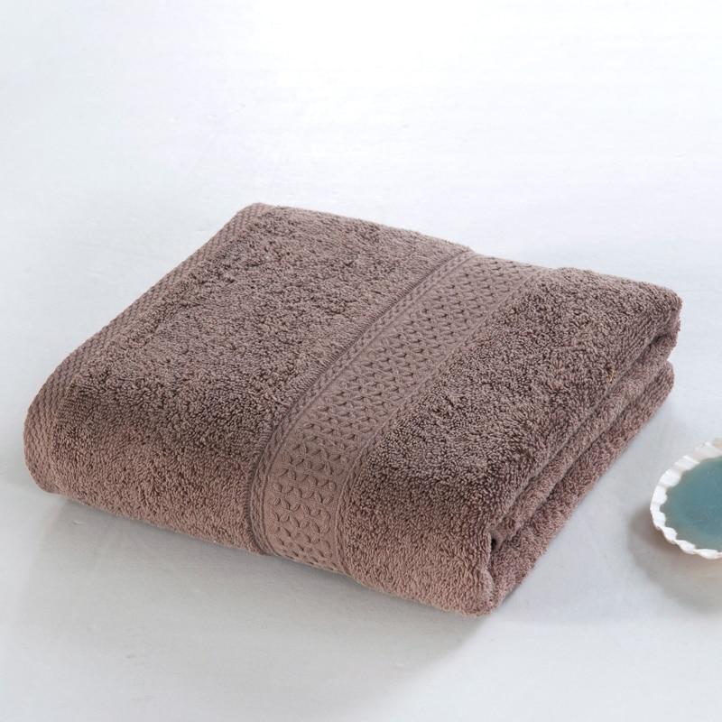 프로모션 100 %면 간단한 목욕 수건 원사 가닥 매우 - 홈 섬유 - 사진 5