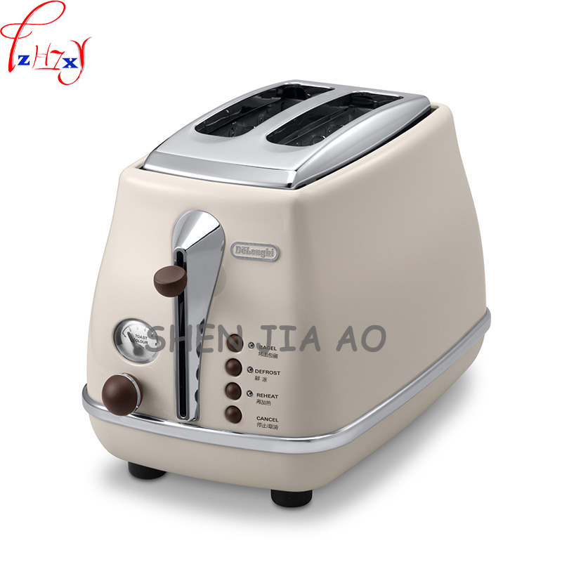 1pc 220V 900W Home CTO2003 toaster toaster 2 breakfast toast driver automatic toast1pc 220V 900W Home CTO2003 toaster toaster 2 breakfast toast driver automatic toast