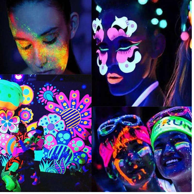 5 m СВЕТОДИОДНЫЙ полоски Blacklight Невидимые 395-400nm УФ, ультрафиолетовые ламповый аквариум 5050 3528 SMD DJ флуоресценции вечерние светодиодный ленты