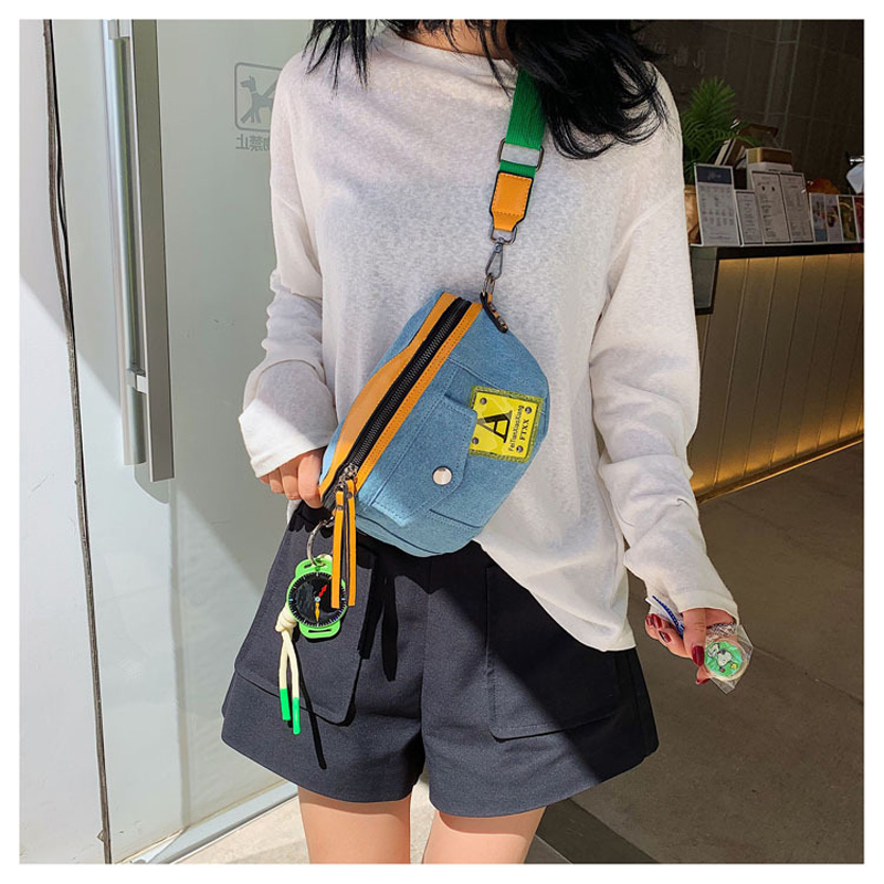 New Fanny Packs For Women 2019 New Designer Crossbody Chest Bags Hanbag Ladies Fashion Phone Purses Belt Bag Female Waist Pack