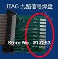 JTAG умный совет RIFF BOX имеет существенное значение для ОРТ BOX необходимо JTAG сварки небольших пластин
