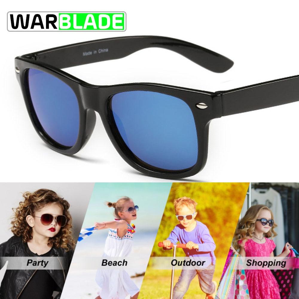 364fda3bb12 WBL Cool Sunglasses for Kids Brand Design Cycling Sun Glasses for Children  Boys Girls Sunglass UV