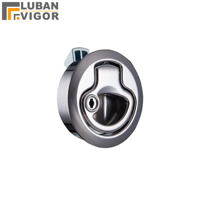 Factory outlets,MS739 Round handle cabinet lock, MS739-2 panel lock With key,Electric cabinet door lock,Industrial cabinet lock 12v cabinet case electric solenoid magnetic lock micro safe cabinet lock storage cabinets electronic lock file cabinet locks