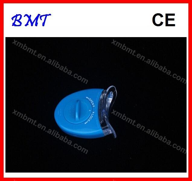125 шт./лот Мини проектор для домашнего Применение светодиодный отбеливание зубов синий отбеливающая лампа для зубов