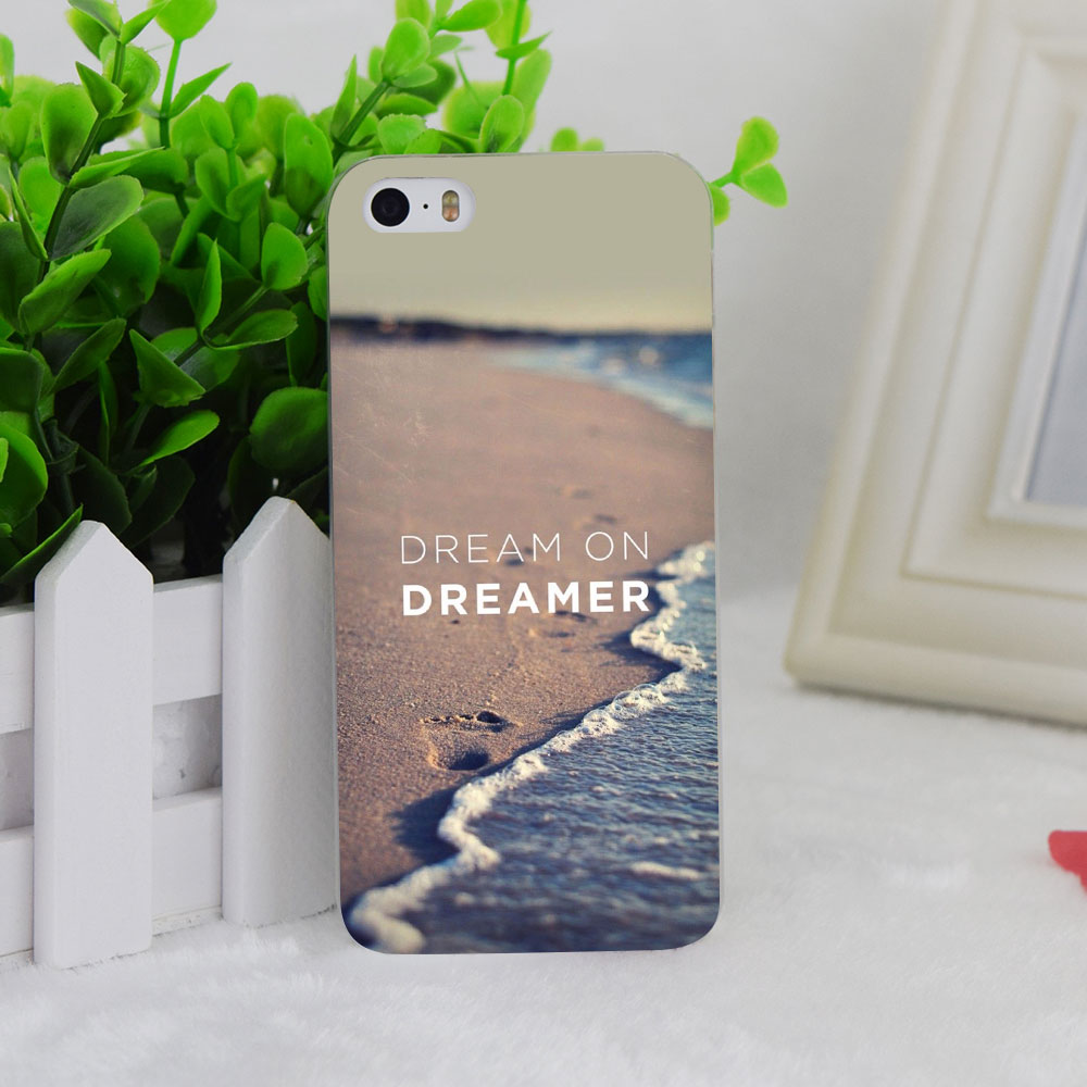 A0037 Amazing Landscape Transparent Hard Thin Case Cover For Apple iPhone 4 4S 5 5S SE 5C 6 6S 6Plus 6s Plus