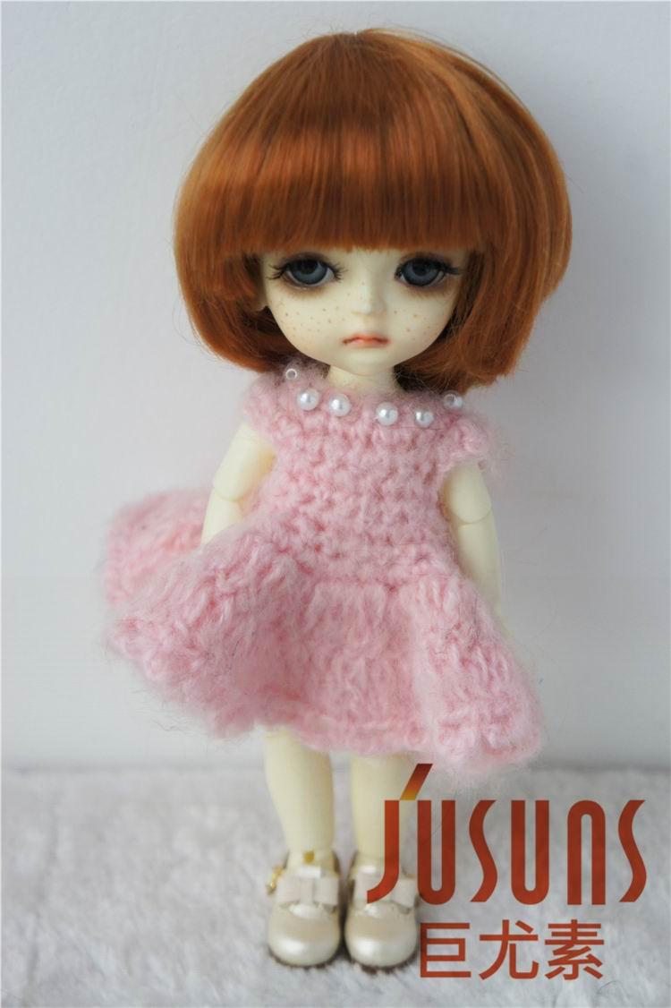 JD019 1/12 1/8 populaire garçon coupe courte perruque de poupée BJD - Poupées et accessoires - Photo 2