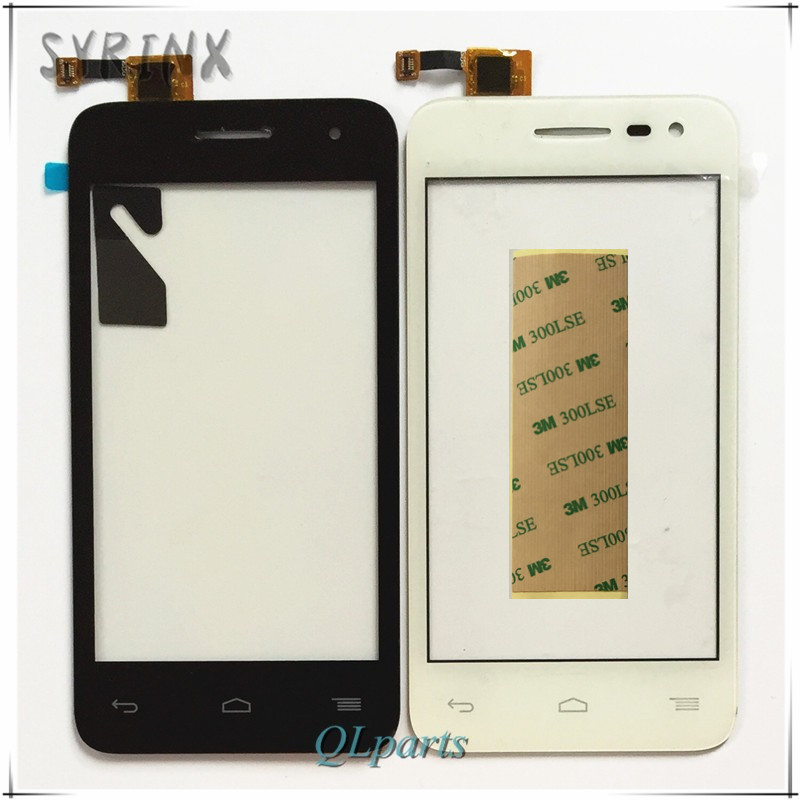 Syrinx Tape Touch Screen Digitizer For Alcatel one Touch Pop S3 OT5050 OT- 5050 5050x Touch Panel Front Glass Touchscreen Sensor