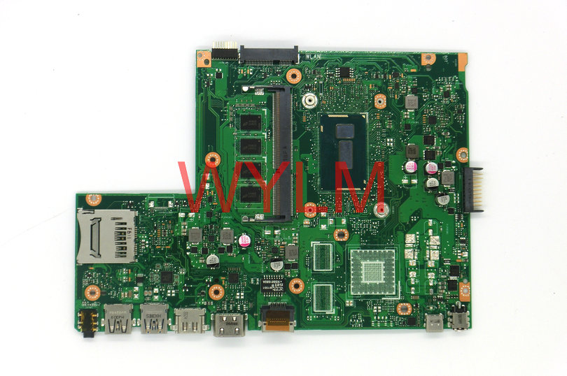free shipping original 60NB0B00-MB1300 X540 X540L X540LJ motherboard MAIN BOARD mainboard REV 2.1 SR23Y i5 CPU 100% Working original main lc37as28 rev 35010539 00 used disassemble