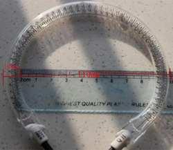 11 см качество круглый нагрева трубки галогенные лампы инфракрасного для галоида 220 В 1000 Вт