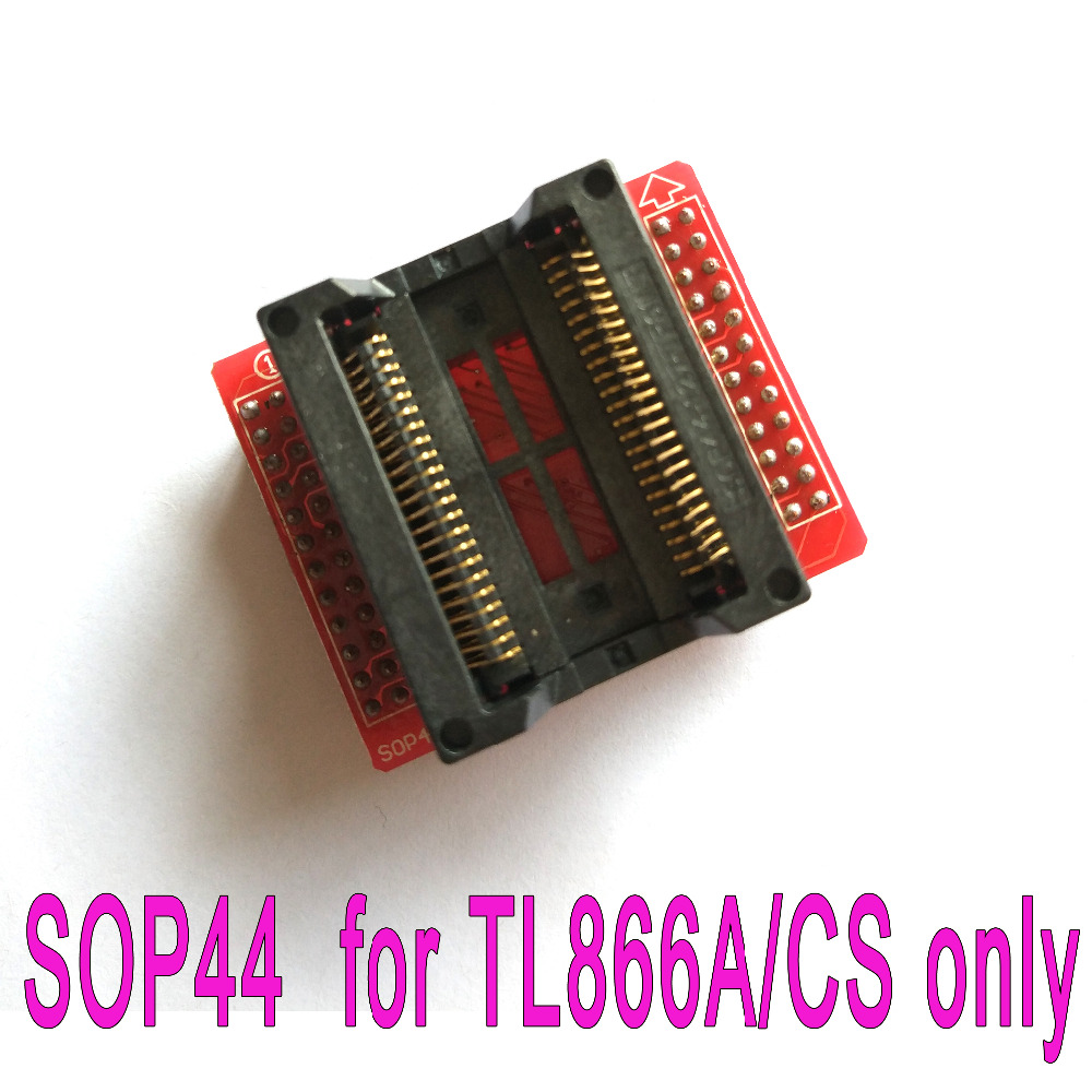 SOP44 adapter PSOP44 Adapter for tl866ii plus programmer SOP44 to DIP44 adapter TSOP32 TSOP40 TSOP48 UseSOP44 adapter PSOP44 Adapter for tl866ii plus programmer SOP44 to DIP44 adapter TSOP32 TSOP40 TSOP48 Use