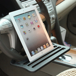 Car ipad support stand holder phone stand holder dining table clip steering wheel set table tray.jpg 250x250