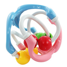< 3 years old Baby Educational Toys Ball, Preconscious Vision Logic Coordination Development, CCC Certificated ABS Toy