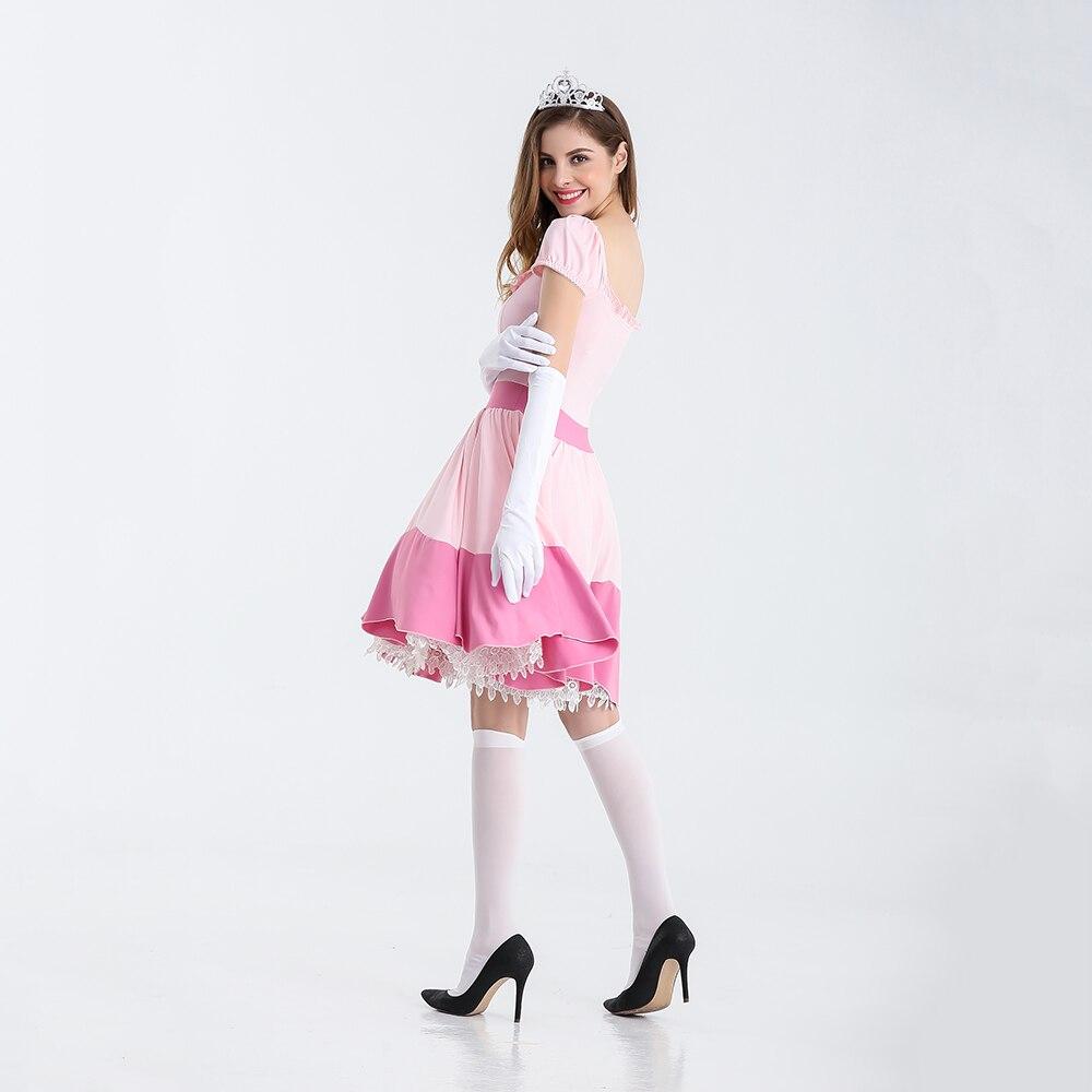 VASHEJIANG Deluxe Մեծահասակների արքայադուստր - Կարնավալային հագուստները - Լուսանկար 6