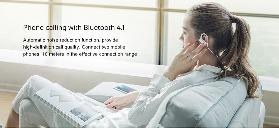 Original Bluetooth 4.1 Xiaomi Mi Sports Headset 11