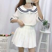 4d9f3200af3 High Q Unisex Anime Japan Student School PU Uniform Bag COS Lolita Girl  Preppy Commute Casual Handbags Shoulder Crossbody Bags