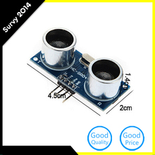 цена на 1PCS Ultrasonic Module HC-SR04 Distance Measuring Transducer Sensor HC SR04 HCSR04 ultrasonic transducer