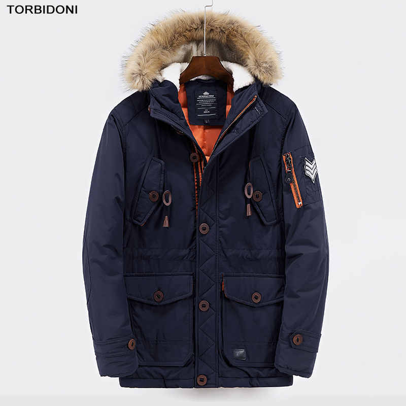 2017 Warm Outwear Winter Jacket Men Brand Clothing Casaco Masculino Cotton-padded Thick Coat Male Top Quality Parkas Jaqueta 2017 male parkas outwear coats fashion parkas casul winter jacket men warm brand clothing casaco masculino padded thick coat