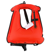 Взрослый надувной жилет для сноркелинга спасательный жилет портативный детский спасательный жилет плавающий плавательный серфинг водные виды спорта