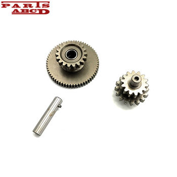 18 Tooth Engine Reduction Gear Assembly Starter Idler for ATV CG200 CG250cc 18T