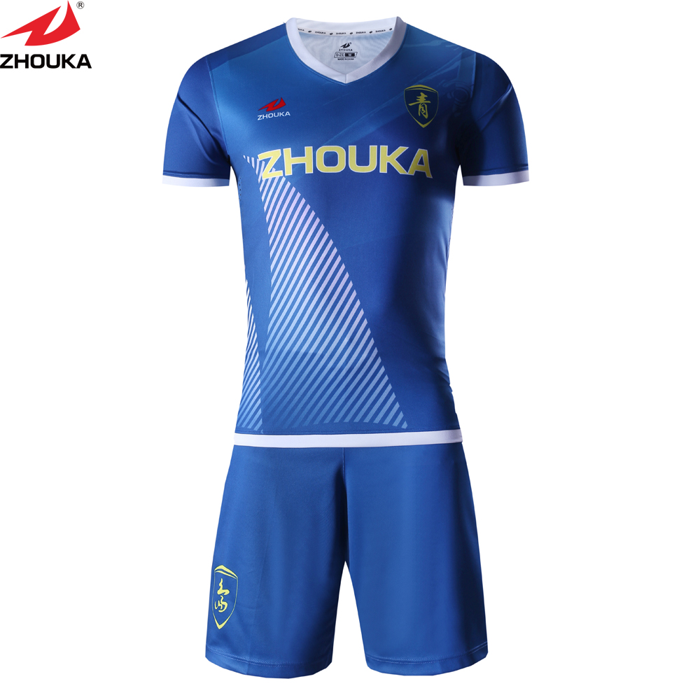 Design your own football jersey t-shirt - Custom Colorful Football Training Suit Blank T Shirt Soccer Uniforms For Teams Uniform Designer Personalized Football Jersey