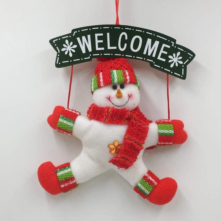 outdoor snowman decoration 21
