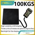 100Kgs capaciteit elektronische koudemiddel schaal voor auto airconditioning en marine AC