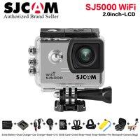 New Bundle Action Camera 100 Original SJCAM SJ5000 Wifi 30M Extreme Sport 2 0 Screen 1080p