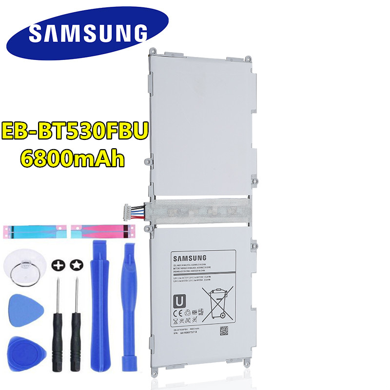 Samsung Battery Tablet SM-T531 EB-BT530FBC GALAXY Original P5220 Tab-4